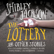 The lottery and other stories unabridged audiobook