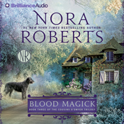 Blood magick the cousins odwyer trilogy book 3 audiobook