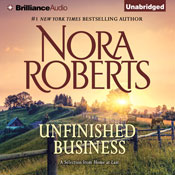 Unfinished business a selection from home at last unabridged audiobook