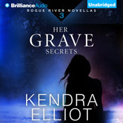 Her grave secrets rogue river novella book 3 unabridged audiobook