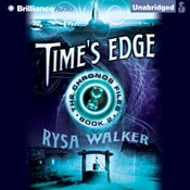 Times edge the chronos files book 2 unabridged audiobook