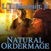 Natural ordermage saga of recluce book 14 unabridged audiobook