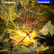 Visitors pathfinder series book 3 unabridged audiobook