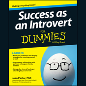 Success as an introvert for dummies unabridged audiobook