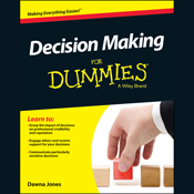 Decision making for dummies unabridged audiobook