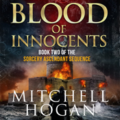 Blood of innocents the sorcery ascendant sequence book 2 unabridged audiobook