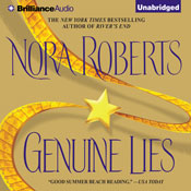 Genuine lies unabridged audiobook