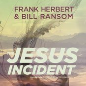 The jesus incident the pandora sequence book 1 unabridged audiobook