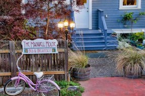 The Maxwell House Bed and Breakfast Inn