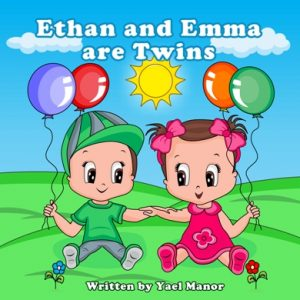 Ethan and Emma are Twins by Yael Manor