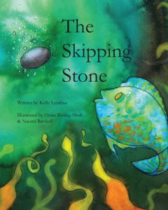 The Skipping Stone by Kelly Lenihan @kellylenihan