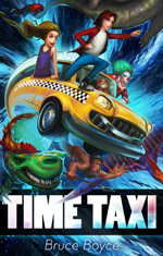 Time Taxi by Bruce Boyce