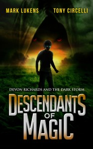 Descendants of Magic by Mark Lukens @marklukensbooks