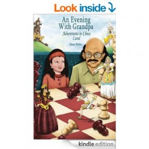 Featured Book: An Evening With Grandpa by Diana Matlin