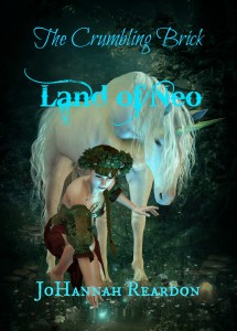 FEATURED BOOK: The Crumbling Brick – Land of Neo by JoHannah Reardon