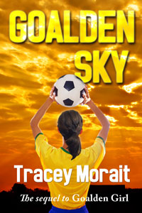 Goalden Sky by Tracey Morait