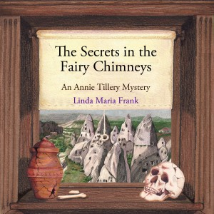 Gift Guide: Secrets in the Fairy Chimneys by Linda Maria Frank