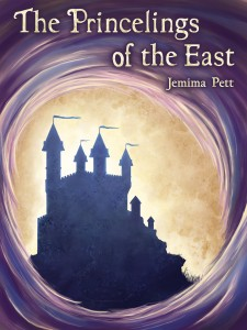 Gift Guide: The Princelings of the East by Jemima Pett