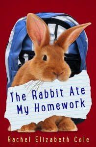 Gift Guide: The Rabbit Ate My Homework by Rachel Elizabeth Cole