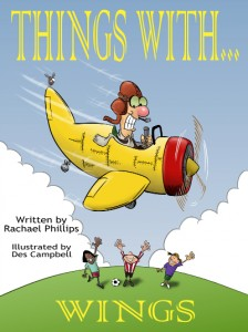 Things with Wings by Rachael Phillips
