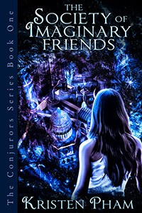 FEATURED BOOK: The Society of Imaginary Friends by Kristen Pham