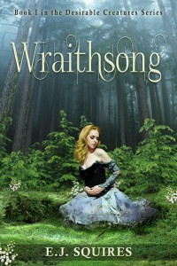 Free eBook 02/20/2015: Wraithsong by Evelyn Squires @evelynsquires
