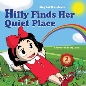 FEATURED BOOK: hilly finds her quiet place by Meytal Raz-Nave