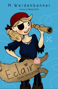 Buyer's Guide: Eclair Goes Geocaching by M. Weidenbenner