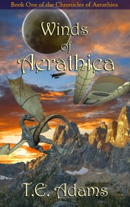 Buyer's Guide: Winds of Aerathiea by T. E. Adams