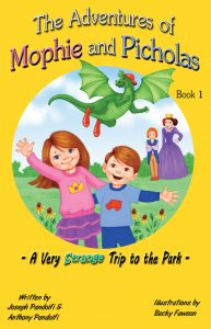 Free eBook: The Adventures of Mophie and Picholas – A Very Strange Trip to the Park by Joseph and Anthony Pandolfi @WritingPans