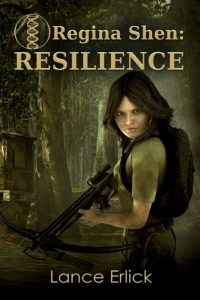 FEATURED BOOK: Regina Shen: Resilience by Lance Erlick