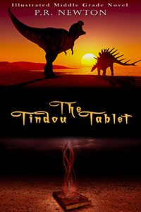 FEATURED BOOK: The Tindou Tablet by P.R. Newton