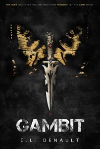 Featured Book: Gambit by C.L. Denault