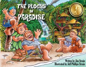 Free eBook 08/20/2016: The Pudgys in Paradise by Jim Strain @JimStrain1