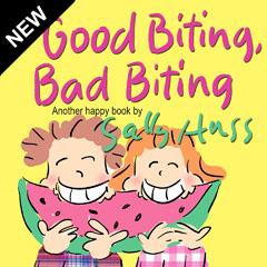 Free eBook 08/20/2016: GOOD BITING, BAD BITING by Sally Huss @sallyhuss