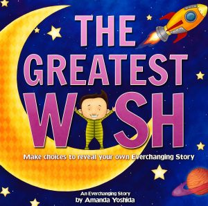 FEATURED BOOK: The Greatest Wish by Amanda Yoshida