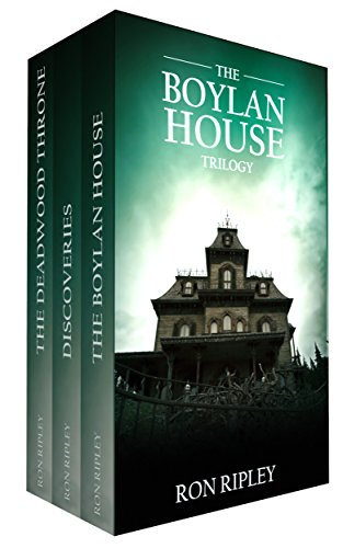 Book Cover: The Boylan House Trilogy