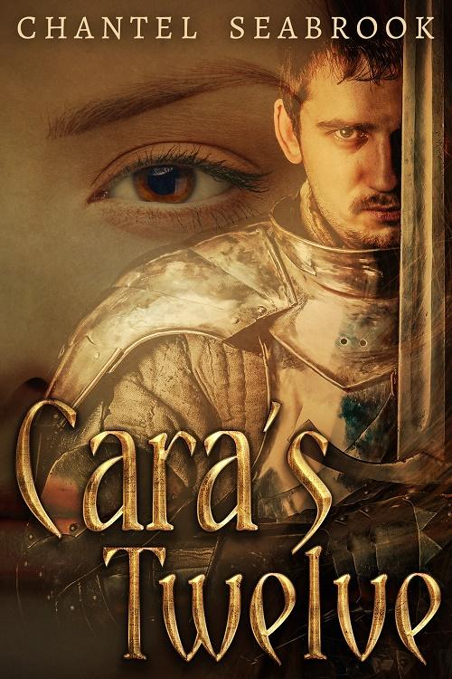 Book cover: Cara's Twelve
