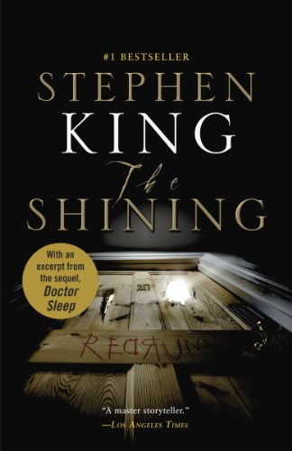 Horror Books - The Shining by Stephen King