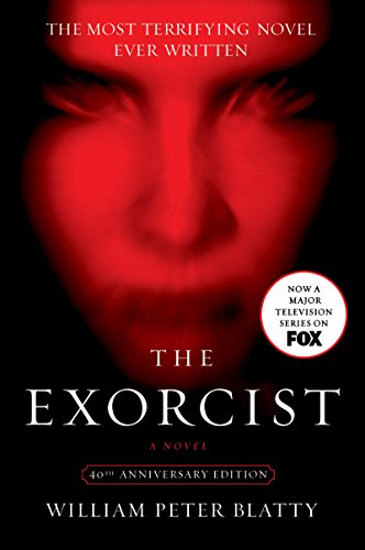 Horror Books - The Exorcist by William Peter Blatty