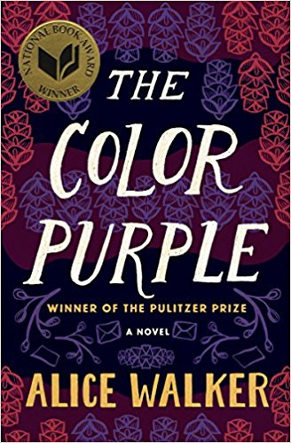 African American Interest Books - The Color Purple by Alice Walker