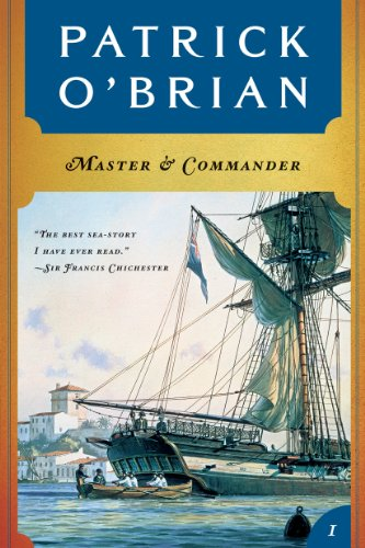 Historical Fiction Books - Master and Commander by Patrick OBrian