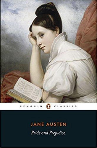 Historical Romance books - Pride and Prejudice by Jane Austin