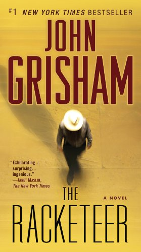 Thrillers and Suspense Books - The Racketeer by John Grisham