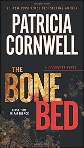 Mystery Books Bone Bed by Patricia Cornwell