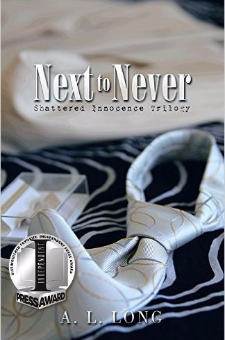 Next to Never (Shattered Innocence Trilogy)