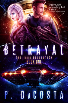 Betrayal (The 1000 Revolution)