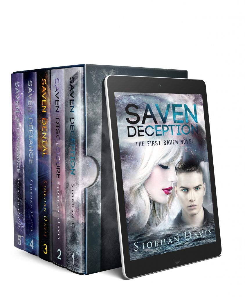 Saven (The Complete Series)