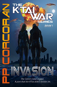 Invasion (The K'Tai War Series, Book 1)
