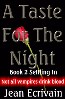 A Taste for the Night (Settling In, Book 2)